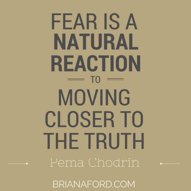 Wonderful Quotes About Fear And Joy