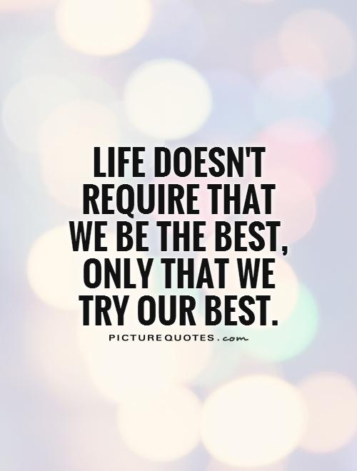 Trying Quotes Classy Quotes About Keep Trying 48 Quotes