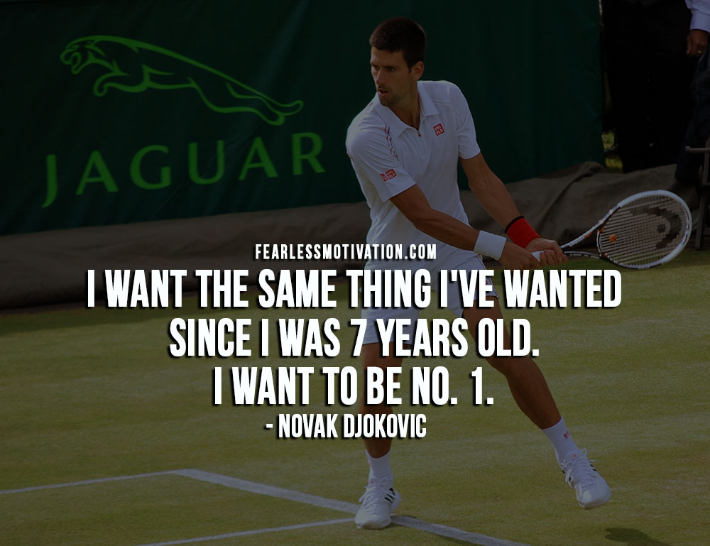 Quotes About Playing Tennis 97 Quotes