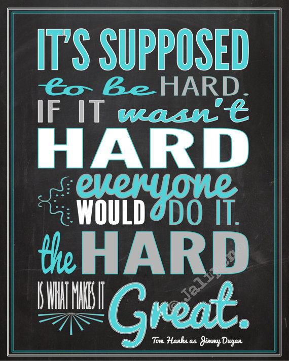 Quotes About Hard Classes 36 Quotes