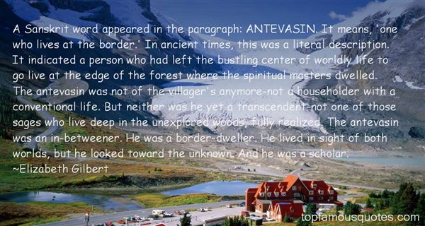 Quotes about Village life (48 quotes)