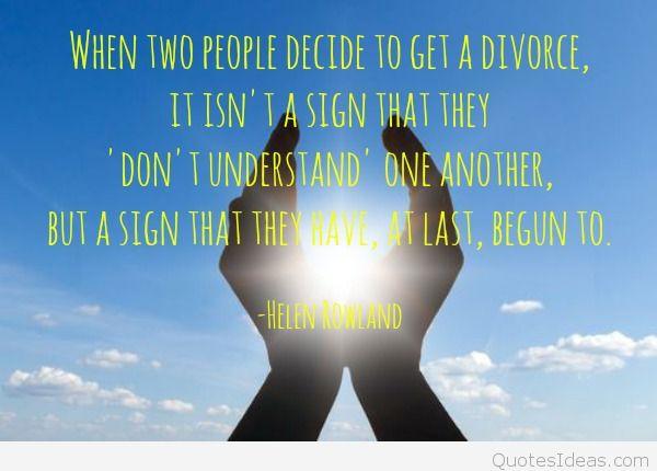 Quotes About Sad Divorce 35 Quotes