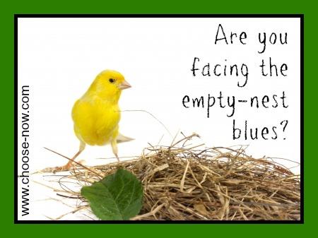 RHONDA: Empty nest blues