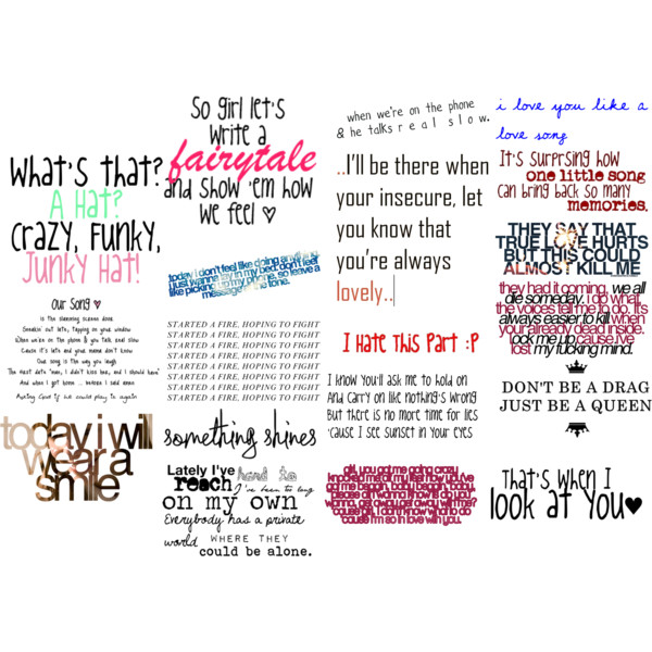 Quotes about Collages (27 quotes)