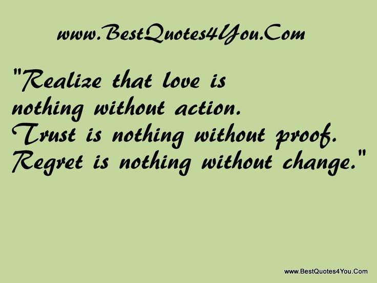 Quotes About Words Meaning Nothing 21 Quotes