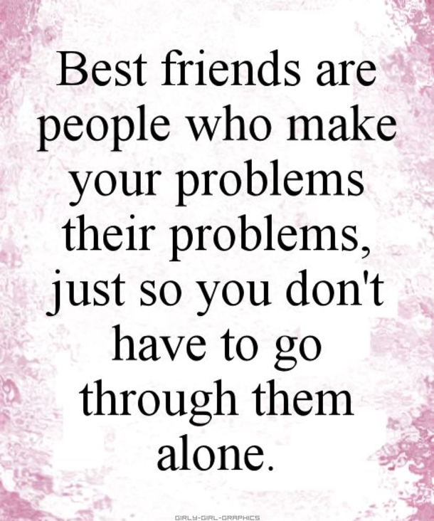 Quotes about Friendship problems 42 quotes