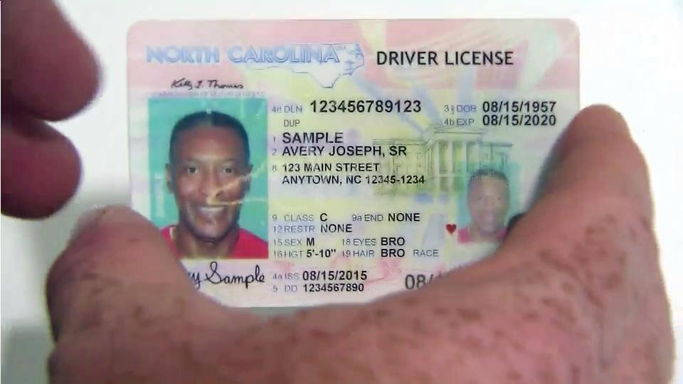 north carolina provisional drivers license