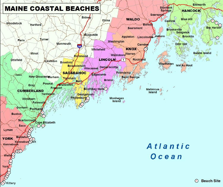 map of southern maine towns Quotes About Coast Of Maine 23 Quotes map of southern maine towns