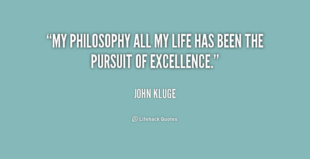 Quotes About Philosophy Of Life