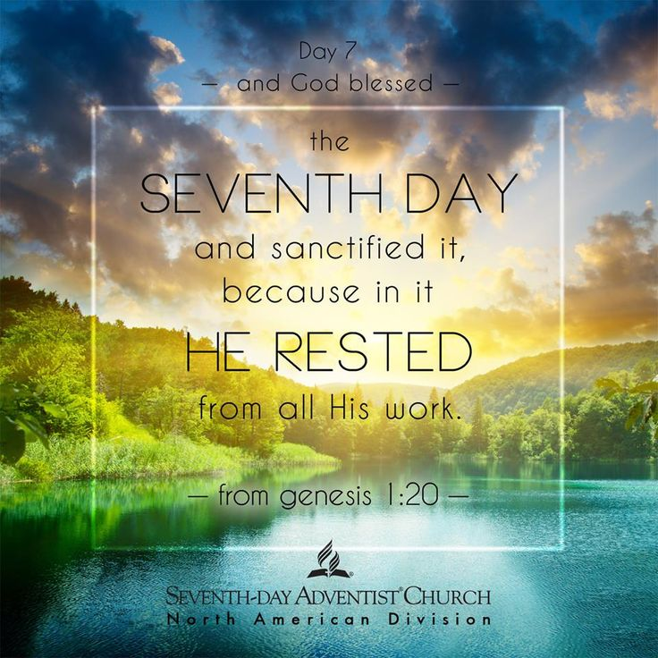 Quotes about Seventh Day Adventist (26 quotes)