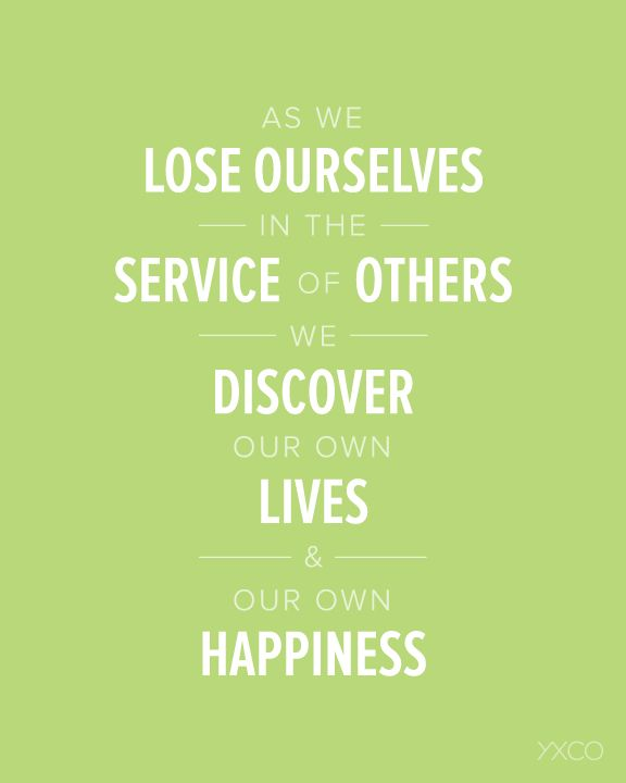 Quotes about Service others (127 quotes)