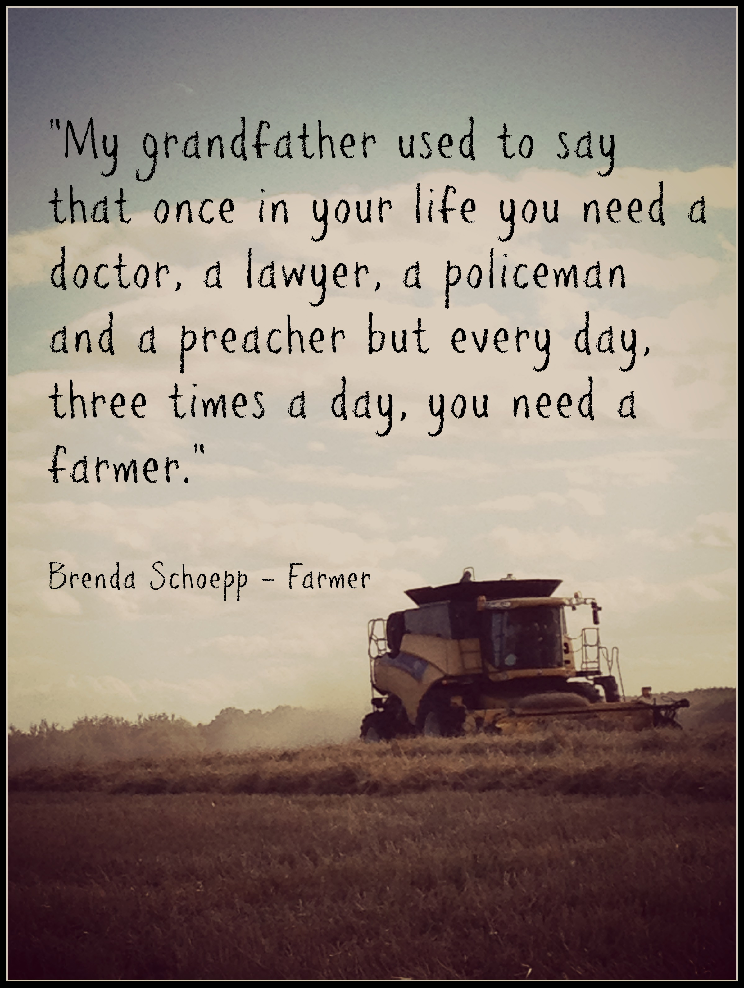Farming Quotes Quotes About Death Of A Farmer 15 Quotes