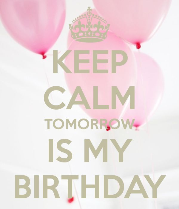 Quotes about birthday tomorrow 36 quotes altavistaventures Gallery