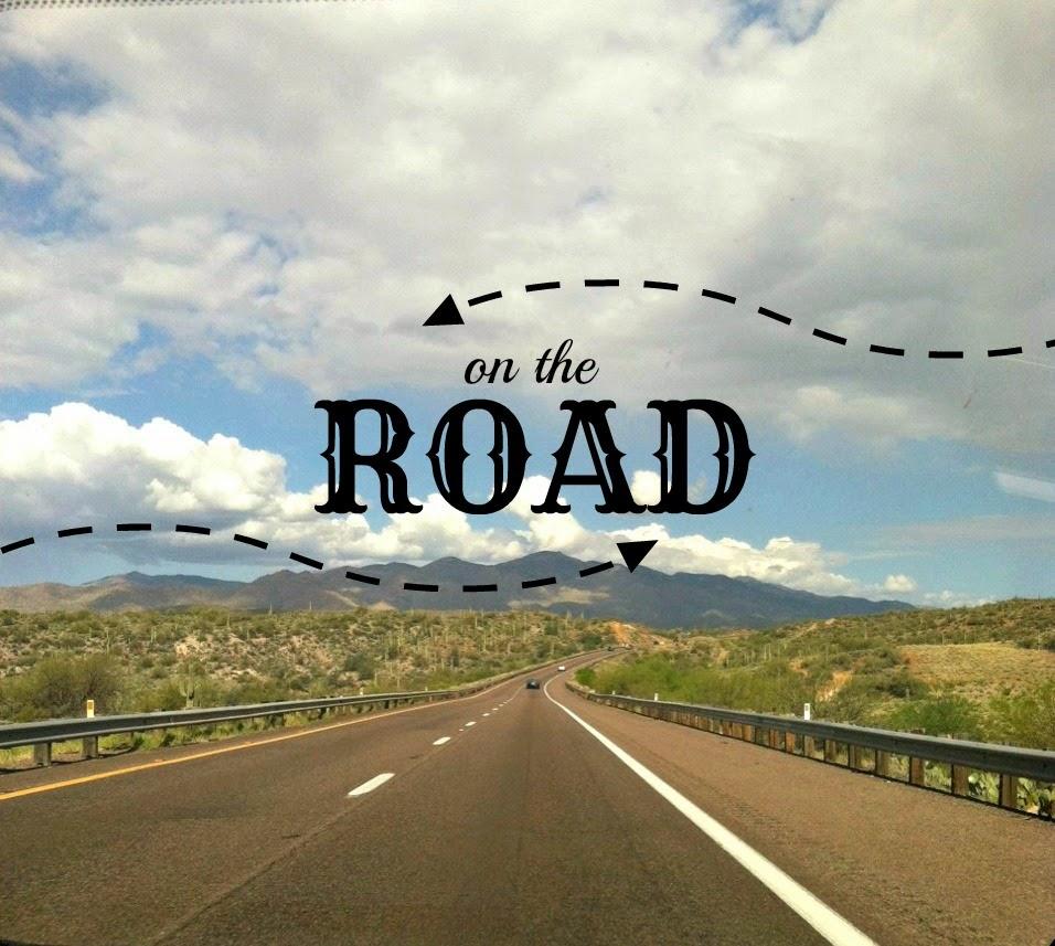 California Family Road Trip
