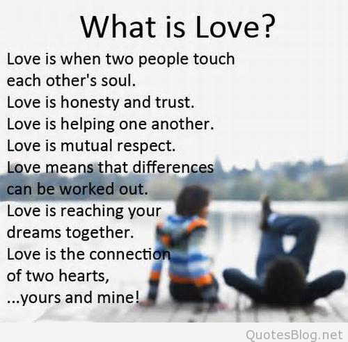 Charming Quotes About Definition Of Love