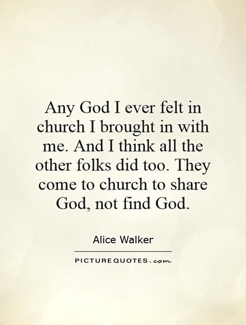 Quotes about Church folks (47 quotes)