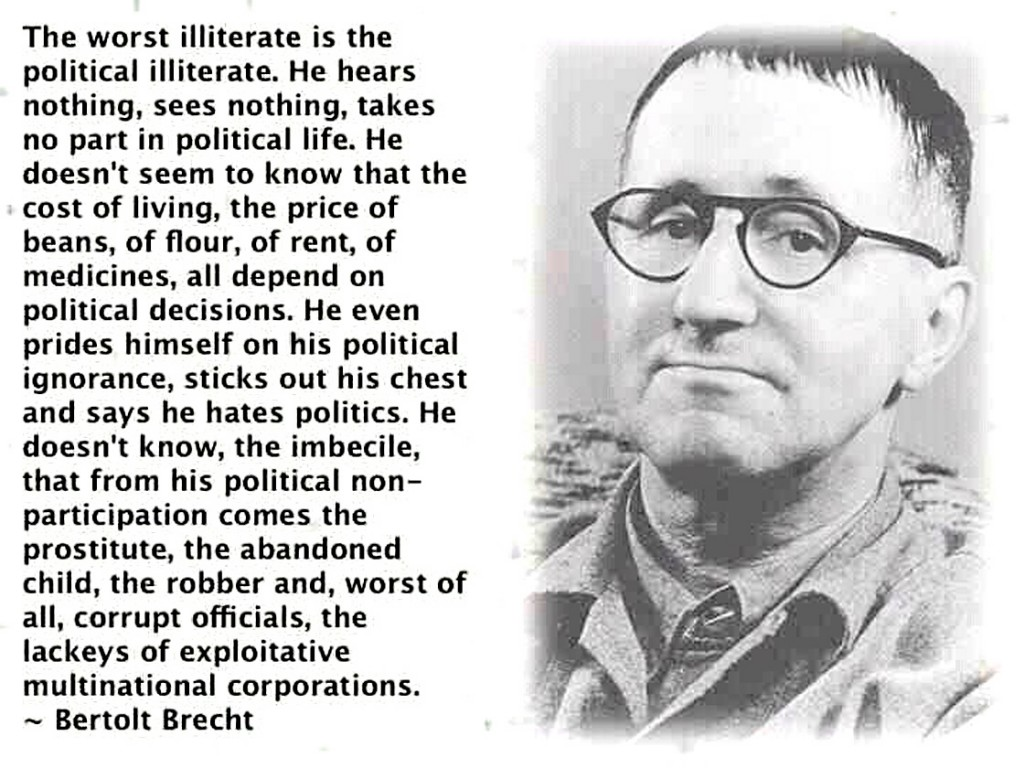 Quotes About Brecht 33 Quotes