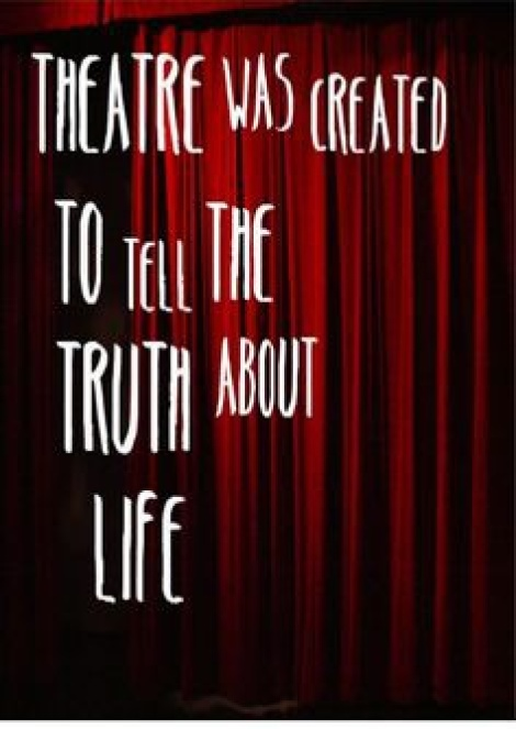 Quotes about Drama in theatre 49 quotes