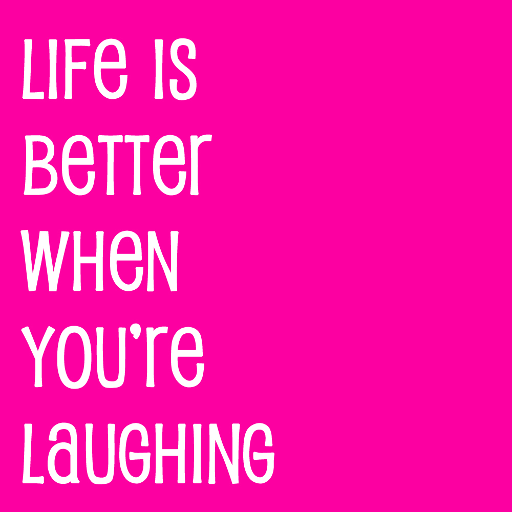 Laughing pics with quotes