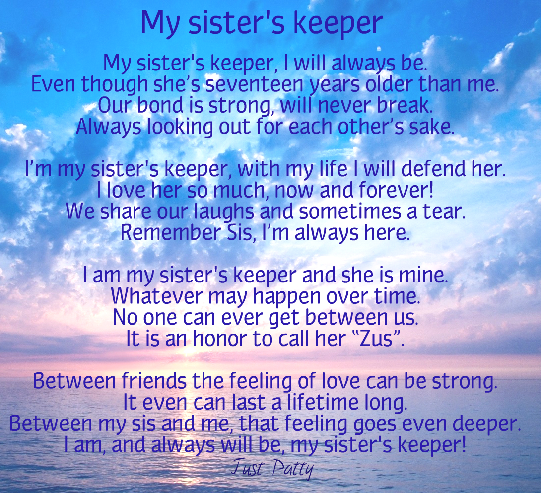 Quotes about My sister keeper 20 quotes