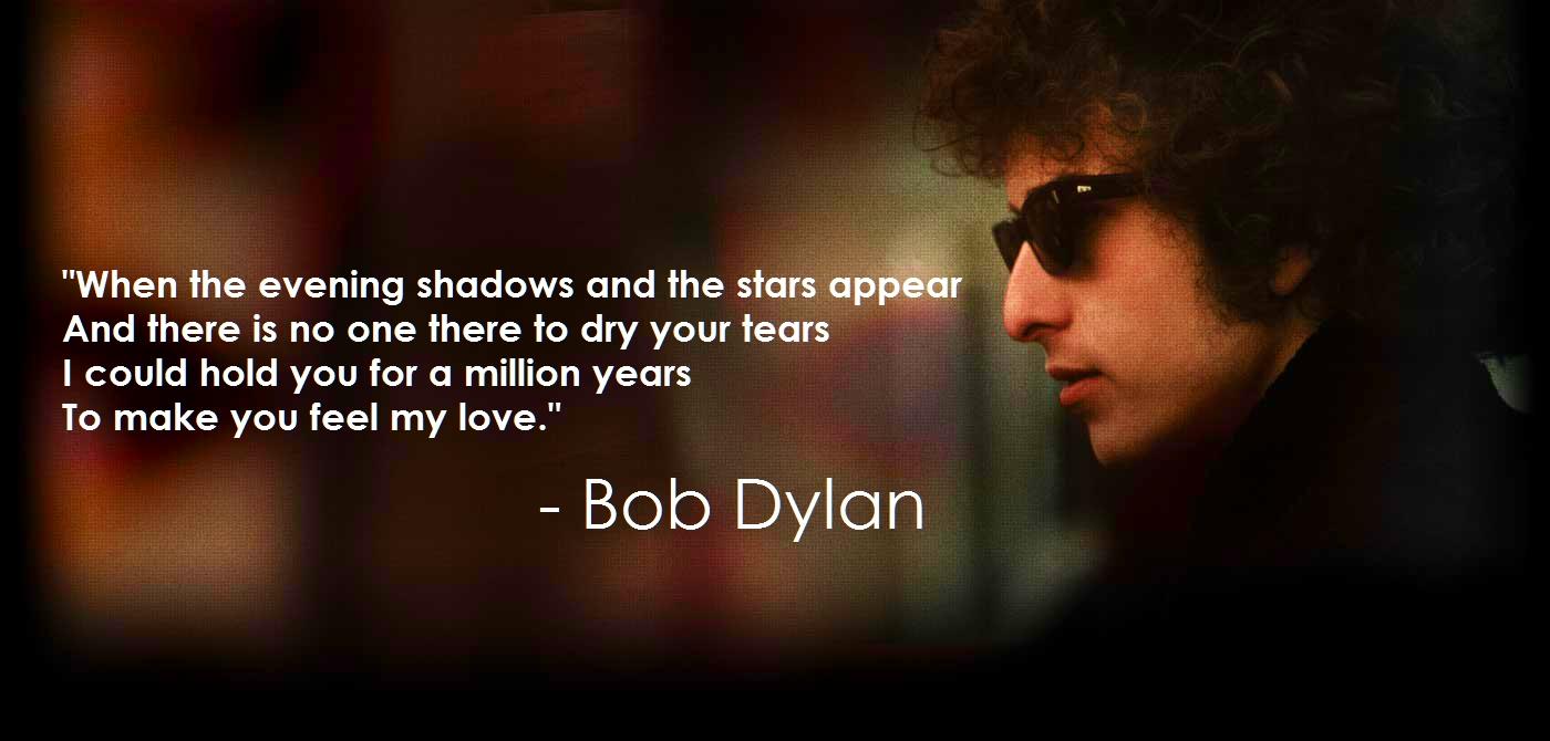 Fake Bob Dylan Quotes — Vila \