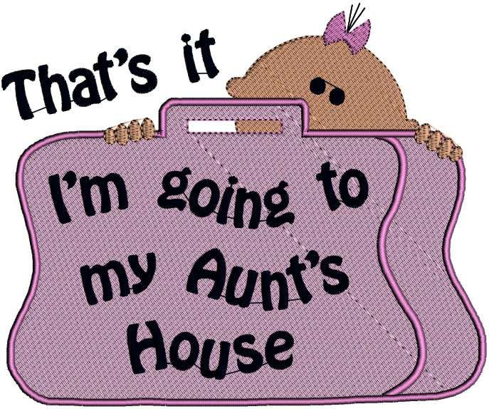 Quotes about Aunt (241 quotes)
