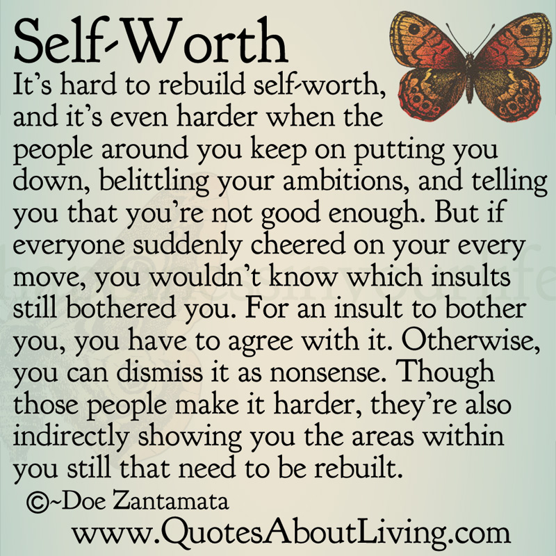 Quotes about Self involved (53 quotes)
