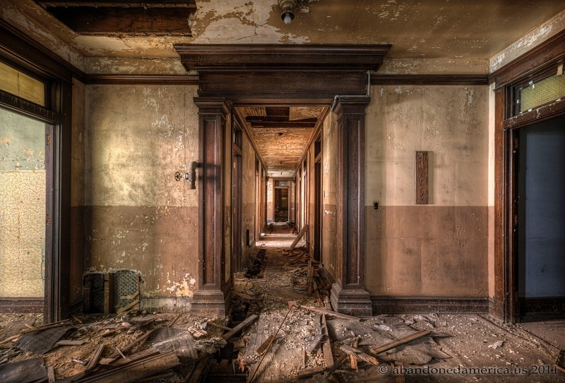 Quotes about Abandoned Buildings (16 quotes)