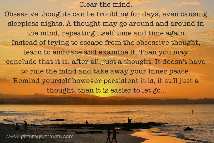 Quotes About Clearing The Mind 23 Quotes