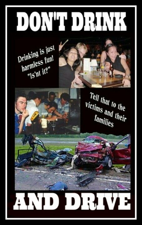 essay on why not to drink and drive When an intoxicated individual makes a decision to sit behind the wheel of an automobile and drive home, he endangers everyone on the road this one decision, which may not seem important at the time, can have a crucial impact.