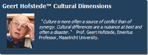 analysis of cultural dimensions in movie