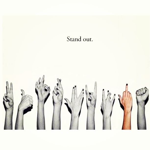 Quotes About Standing Out 111 Quotes