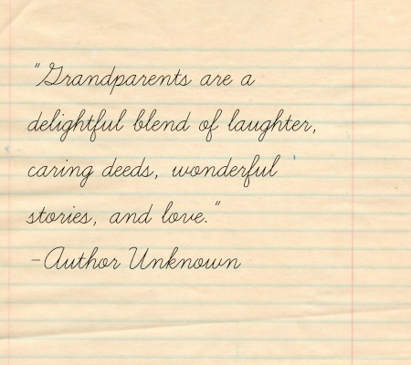 Quotes about Grandparents day (64 quotes)