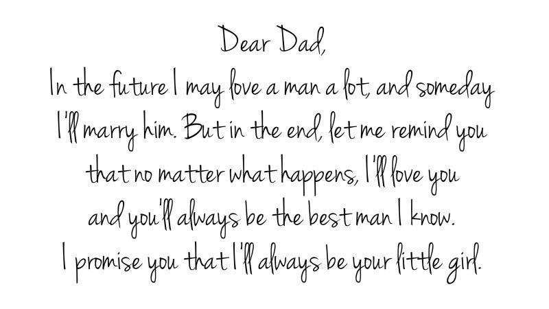 Quotes About Dads Girlfriend (28 Quotes