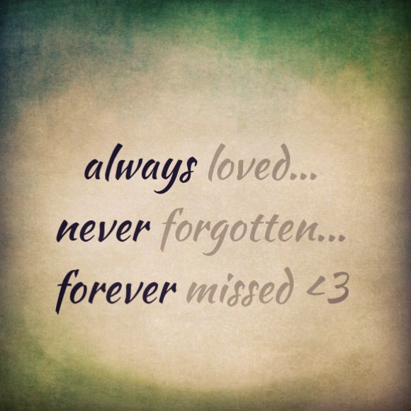 Quotes about Never forgotten (137 quotes)