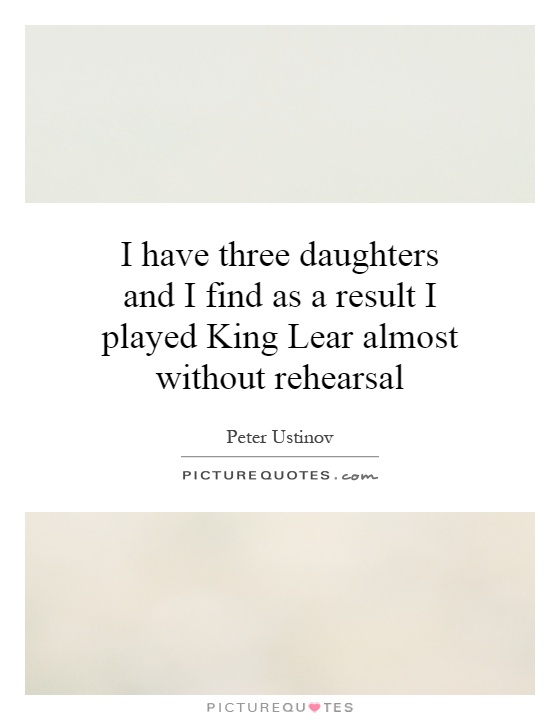 King Lear Quotes Quotes about King Lear (74 quotes) King Lear Quotes