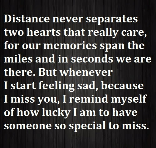 You missing am why quotes i 25 Heartfelt