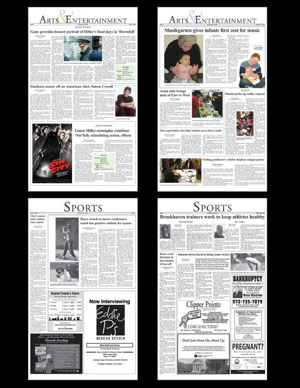 School Paper Layout Acurnamedia
