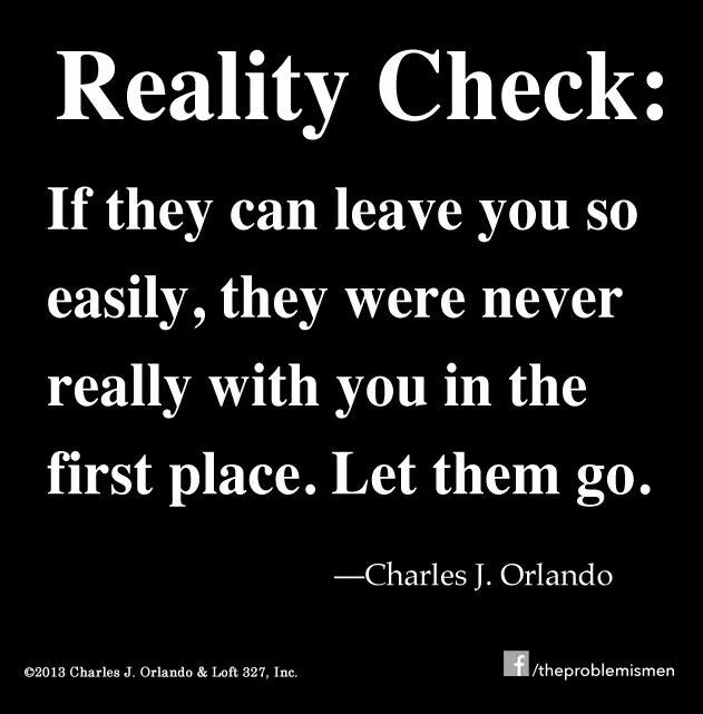Quotes about Reality check (46 quotes)