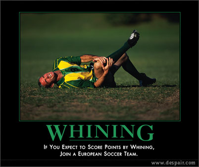 Quotes about Soccer injury (17 quotes)