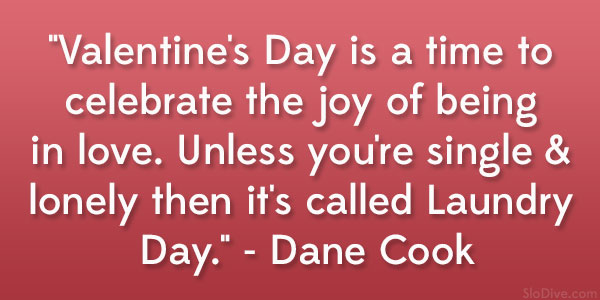 Happy valentines day quotes for singles