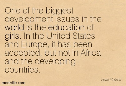 education in developed countries essay