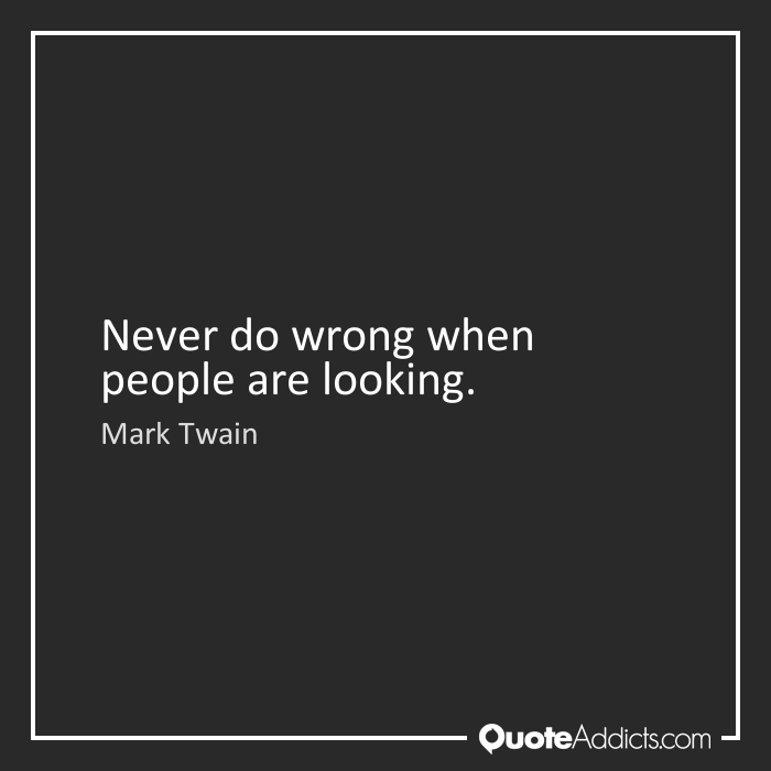 mark twain writes about the american political process