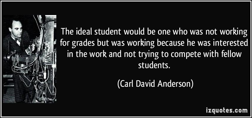 an ideal student