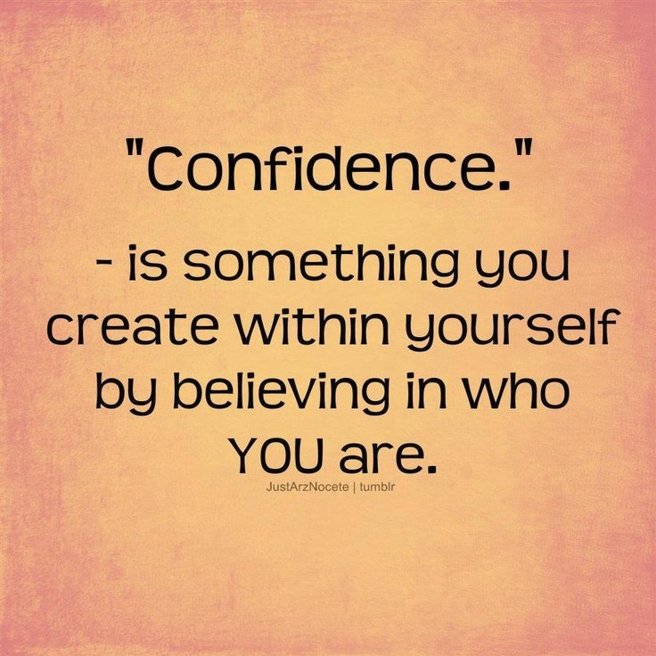 Quotes About Being Confident 60 Quotes Awesome Quotes About Being Confident
