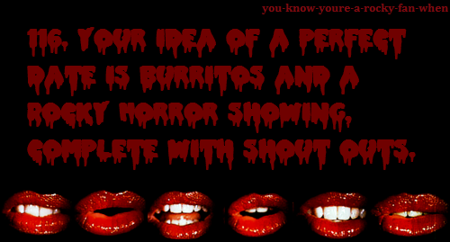 Quotes About Rocky Horror Picture Show 15 Quotes