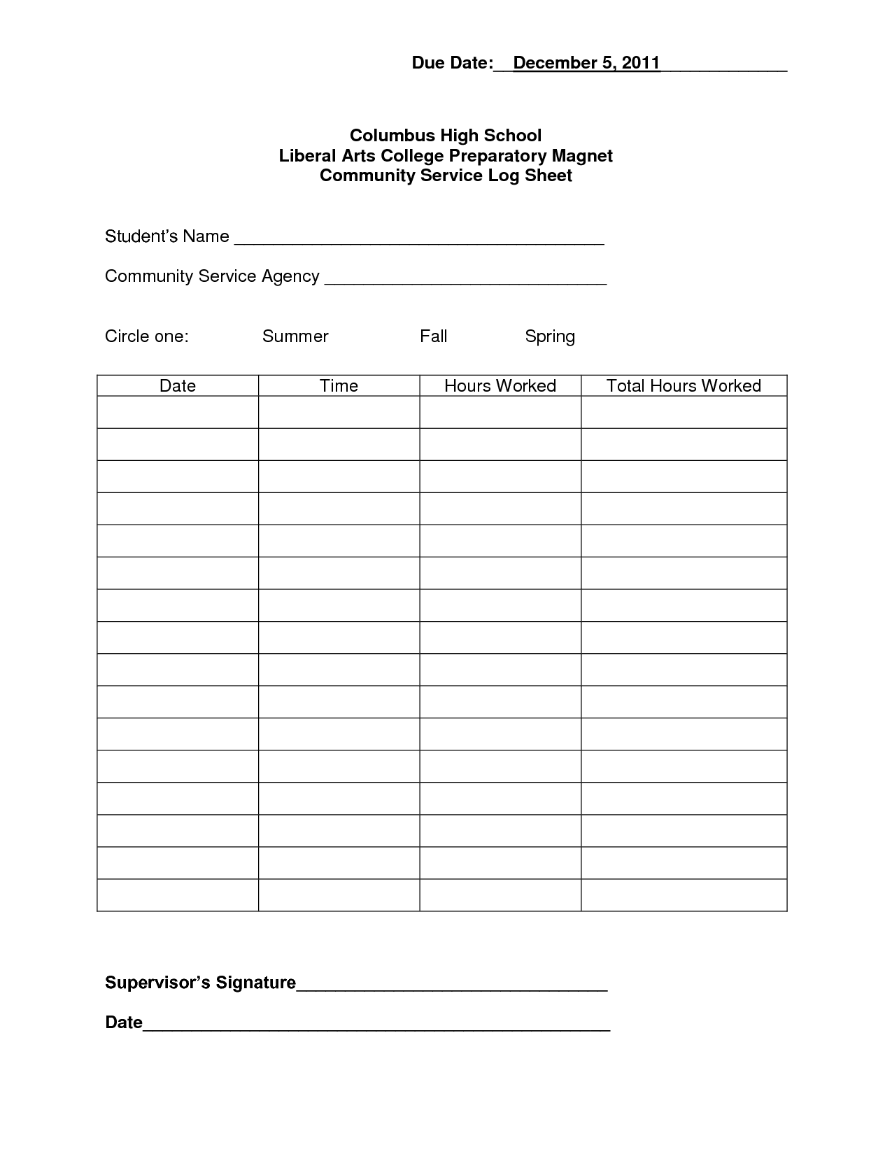 community service hours sheet for high school quotes about service hours 51 quotes 17461