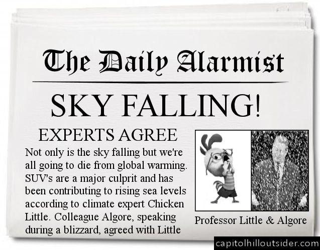 quotes about alarmists quotes