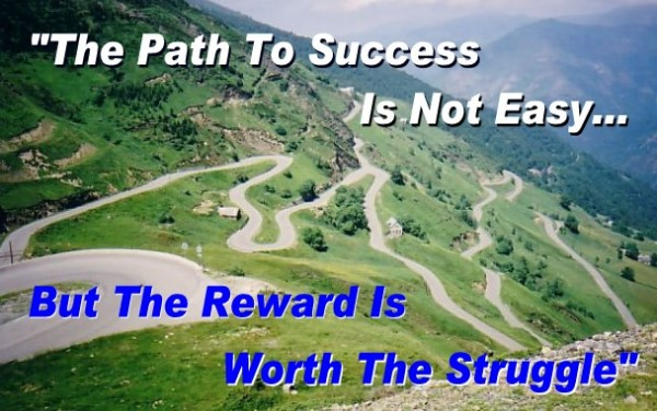 the path to success essay Family legacy and opportunities are building blocks for success, but in order to truly be successful, one must put in 10,000 hours of meaningful work we got better and got more confidence.