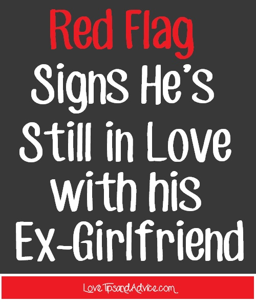Jealous of his ex